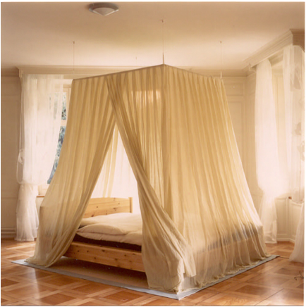 Shielding Bed Canopies