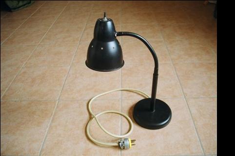 Living on 12 volt solar part 3 appliances for 12 volt table lamp